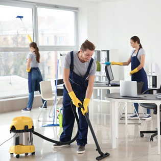 Commercial Office Cleaning in Melbourne - DMD Cleaning