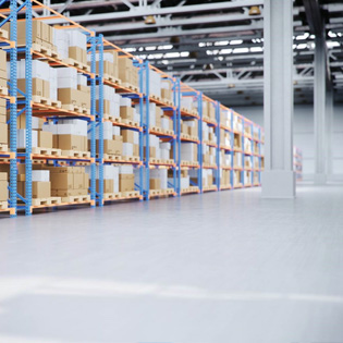 warehouse & Factory Cleaning