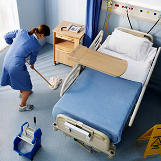 Health & aged care cleaning