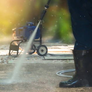 High-Pressure Cleaning Services - Melbourne